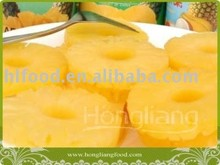 Low price wholesale delicious sweet canned pineapple in malaysia