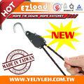 """1/4"""" ajustableluz hidropónicos yoyo suspensión& kayak de alambre de amarre de trinquete cuerda, la cubierta del barco de amarre"""