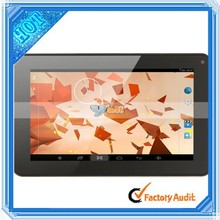 "7"" Dual core driver a23 mid Android Tablet with Dual Cameras Front"