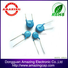 disc ceramic capacitor low price 20KV 470PF used for air fresher and cleaner