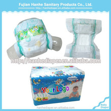 Dry Surface Super Absorbent Baby Soft Disposable Sleepy Baby Diaper