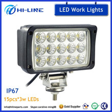 led lights for trucks 4wd driving lights led driving lights automotive 45w 12v 24v