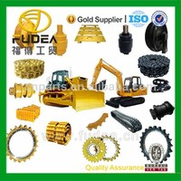 High quality 40CR track pins and bushings,hitachi excavator pin and bushing
