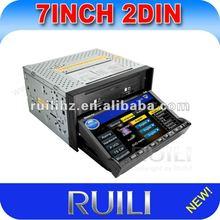 Car DVD GPS 2 din with BT,TV,IPOD,RADIO,RDS