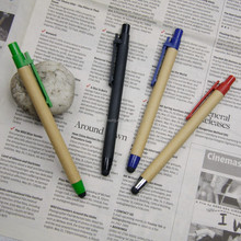 Hot sale eco friendly touch ball pen