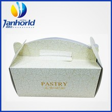 eco-friendly recycled take away paper fast food packaging box