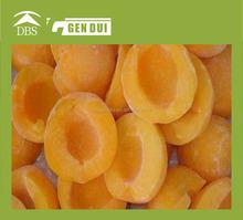 IQF frozen yellow peach half frozen white peaches