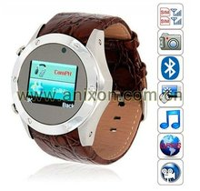 """Very fashion (S768) Dual Card Quad Band Bluetooth 1.3"""" Touch Screen Multi-function with Camera Watch Phone"""