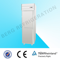 vertical freezer with temperature control