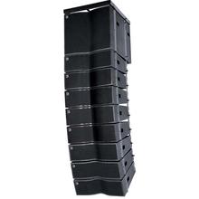 De alto rendimiento sub- bass, line array systemw- 28a/w-115a