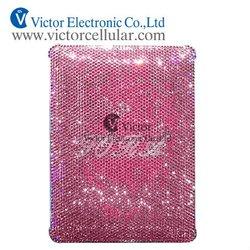 Fashionable shining diamond case for ipad