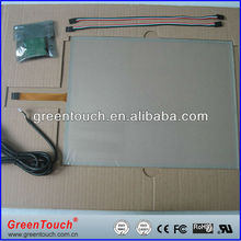 "17 resistive touch screen lcd panel,17"" touch screen digitizer,17"" tft lcd touch screen"