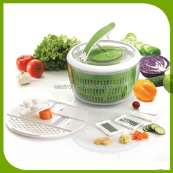 Manual Food Cutter Spinner Chopper Multi Salad Spinner As Seen On TV