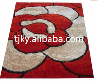 high quality Hot sale Polyester Long Pile carpet padding price lowes
