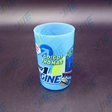 Designer antique customized plastic 3d lenticular cup