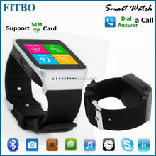 Men Universal for Apple iPhone/S4/S3/Note android smart watch phone