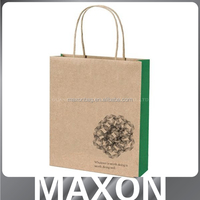 Nice fashion!!! foldable french fries paper bags for promotion