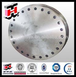 Carbon steel forged welding flange, ANSI flange on best selling