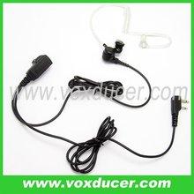 Surveillance kit earphone for transceiver IC-F3G IC-F3GS IC-G3GT IC-F4G IC-F4GS IC-F4GT IC-F43GS IC-F43GT IC-F43TR IC-F11