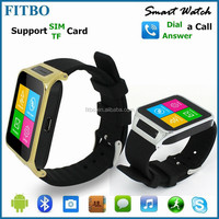 OEM Brand Customs LOGO Vibrate Email Video Player FTB17 android watch phone