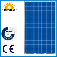 300W poly Solar Panel With CE TUV Approval Standard build solar panel