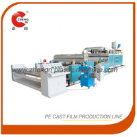 PE Cast Film Making Machine