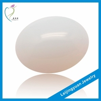 Cheap Synthetic Egg Shaped Stones Nephrite Jade Eggs