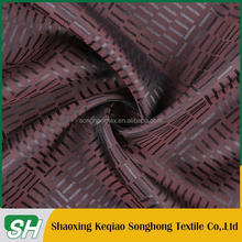2015 popular design jacquard tapestry and upholstery fabrics/jacquard fashion dress fabric suppliers