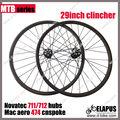 2013 bici del mtb 29er rueda llena del carbón del alto rendimiento Elapus