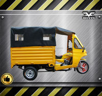 200cc Enclosed Canopy Three Wheel Motorcycle Made In China (Item No:HY200ZK-2B)