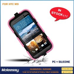 2015 fashion cell phone cover for htc one m9