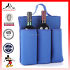 Hot Sell Neoprene 6 Wine Bottle Holder Bag for Picnic (ESX-LH024)