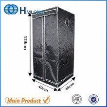 Indoor gardening custom hydroponic portable grow box