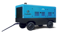 portable diesel hand held air compressor for mining
