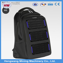 Solar Backpack for Hiking with solar chager with low price