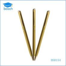 Wedding favor Cheap price pen metal ball pen as a gift cross pen refills
