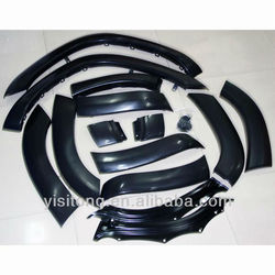 abs auto parts fender flare for toyota RAV4 car body parts