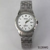 ladies fashion automatic stainless steel new design luxury watch