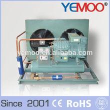 hangzhou yemoo bitzer 3hp utiliza cámaras frigoríficas unidad de condensación de los precios