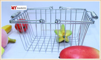 fruit basket MYD-012 made from steel or stainless steel