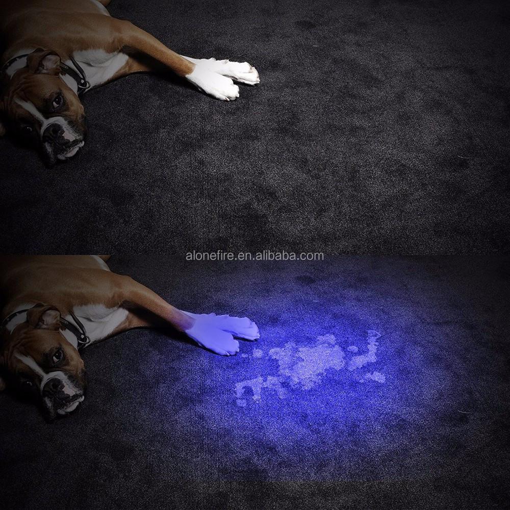 501B UV blacklight flashlight (8)