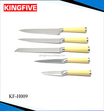 New arrival stainless steel hollow handle hot knife