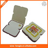 Unique shaped sticky paper pad,adhesive note pad with logo for promotion/gift