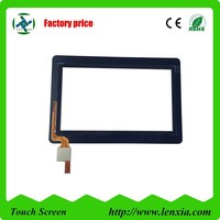 Lower price thin bezel 4.3 inch capactive touch screen for mp5 player