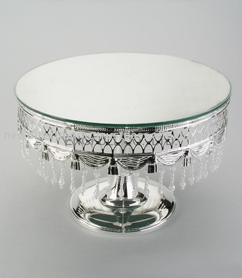 Trade Cake Stands : Cake stand holder silver stands buy