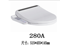 electronic toilet seat cover, plastic functional seat cover, warm toilet seat