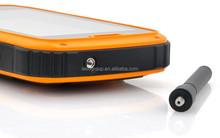 4.3 inch android 4.2 popular S09+ ip67 waterproof phone walkie talkie phone