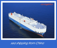 LCL&FCL cargo transport with vessel from china to Gabon