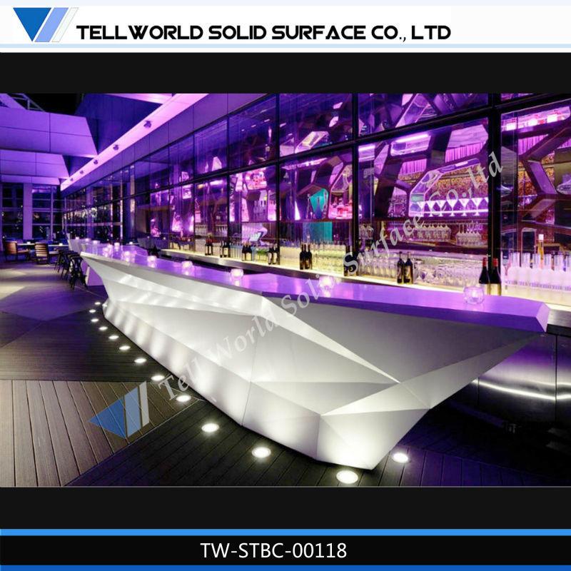 Modernes a conduit restaurant discothèque bar comptoir de vente ...