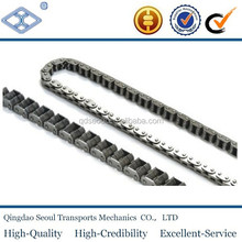 DIN ISO standard short pitch transmission flank contact automotive steel timing silent chain CL20
